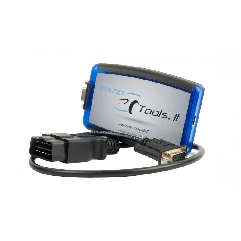 Renault ECU Tool obd interface