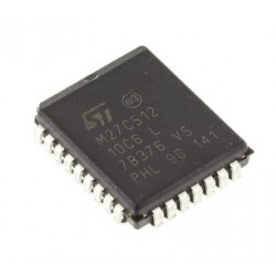 Flash chip 27C512 OTP PLCC PLCC32