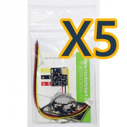 5-Pack of RocketStart RS002...